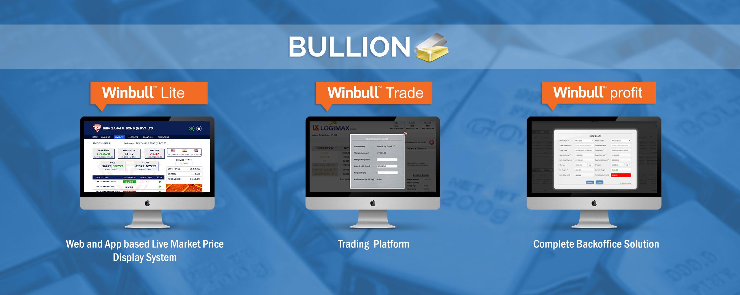 Bullion software solution | Logimax